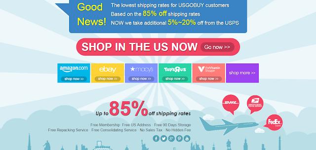 USGoBuy: Best Mail Forwarding Service