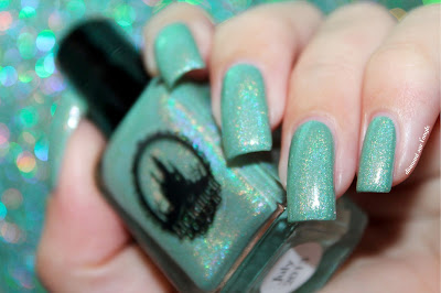 Swatch of July 2013 by Enchanted Polish