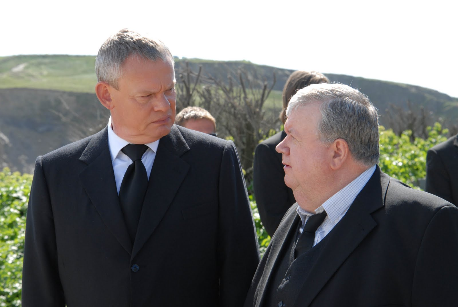 Doc martin series 5 episode two photos