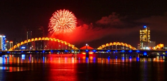Danang Fireworks 2015