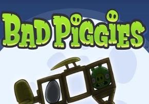 bad piggies 1.1.0 apk android free