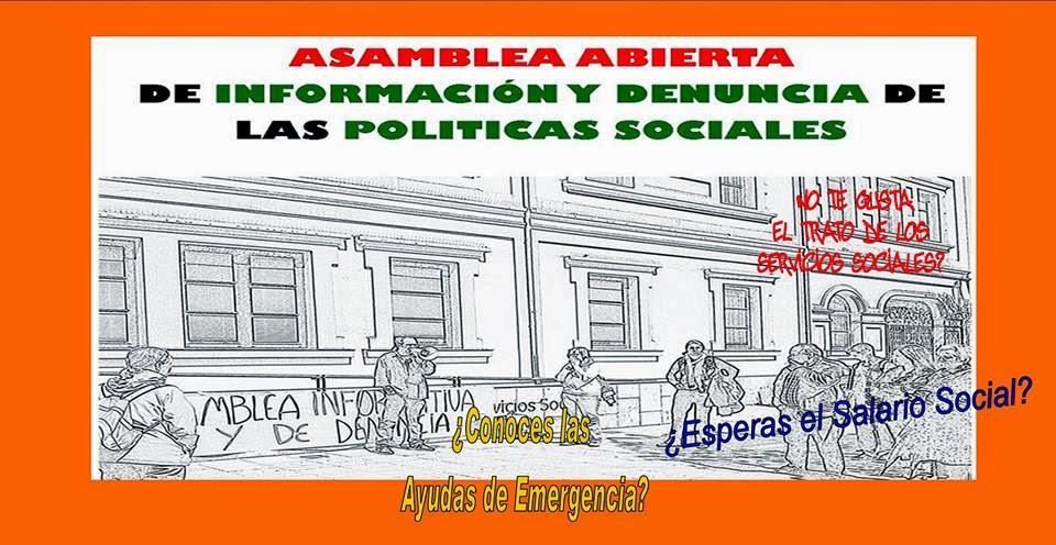 ASAMBLEA DE INFORMACIÓN Y DENUNCIA