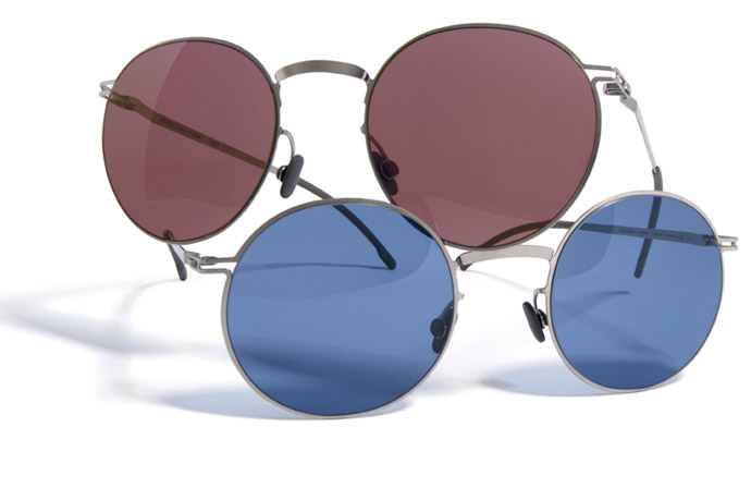 Get around, round, round: Mykita eyewear 2012: Thorvald and Teiti