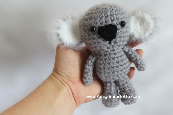Koala Amigurumi Patron Gratis : Why No Videos and My Next Pattern ~ Amigurumi To Go