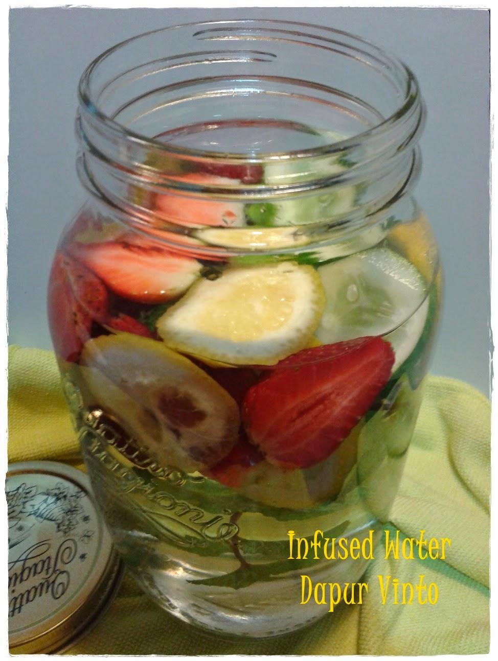 Berbagai Manfaat Minum Infused Water Bagi Kesehatan