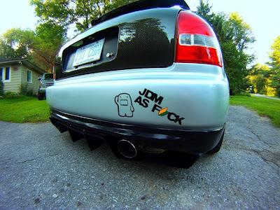 98 Civic EK Type R jdm as fuck