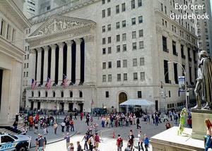 pasar saham New York Stock Exchange
