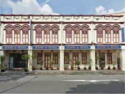 Harga Hotel Bintang 2 di Singapore - Zenobia Hotel