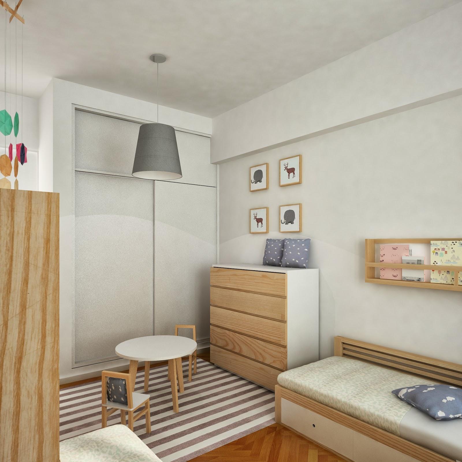 Kasa kids room by kasadesign for Kasa diseno interior