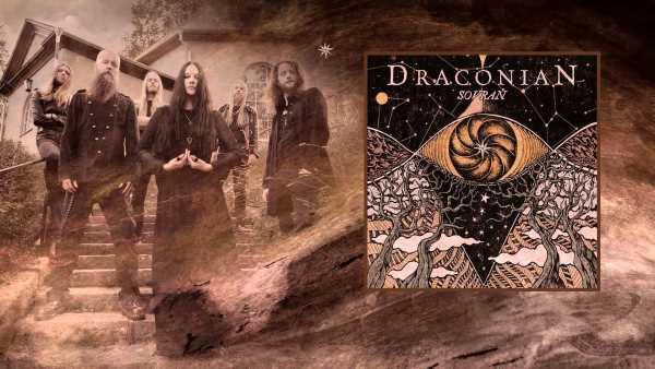 "DRACONIAN: Ακούστε το νέο τους κομμάτι ""Stellar Tombs"""