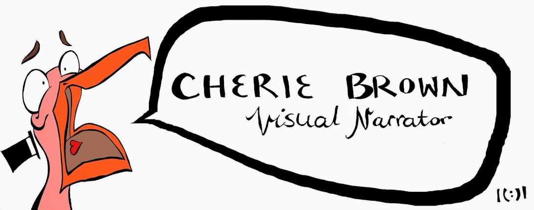 Cherie Brown: Visual Narrator