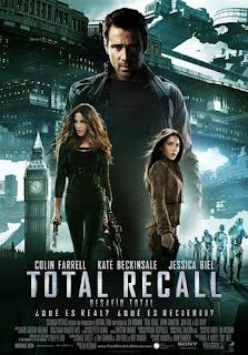 Poster de Desafío total