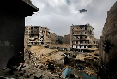 ovni gigante en siria