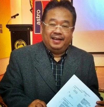 Datuk Hasbullah Awang Pengulas Sukan Meninggal Dunia