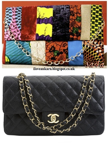 Sa4a and Chanel comparison on iloveankara.blogspot.co.uk