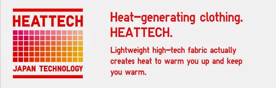 Uniqlo Heattech Tights Heattech Men's Tights/long