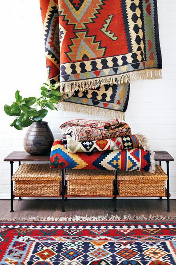 Ethnic Interior Design Ideas 2015