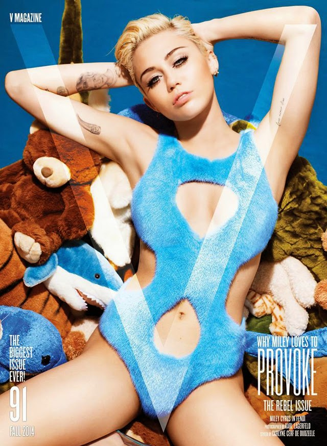 Miley Cyrus Teddy Bear