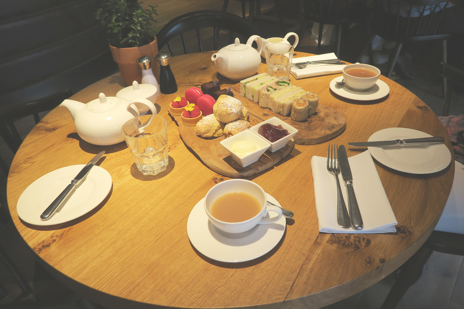 links of london afternoon tea