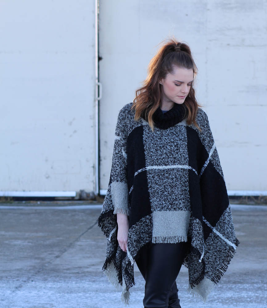Winter outfits- ponchos