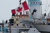 HMCS Sackville in Halifax