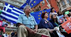 CATALUNYA: El referèndum empeny Grècia cap a una fractura política i social