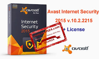 Avast Internet Security 2015 v.10.2.2215.880 Crack With Serial Key Full Version Free download