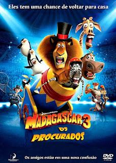 Assistir Madagascar 3: Os Procurados Dublado Online HD