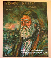 Yehudah Ha Levi Tudela; Al-Andalus Judio Judaismo
