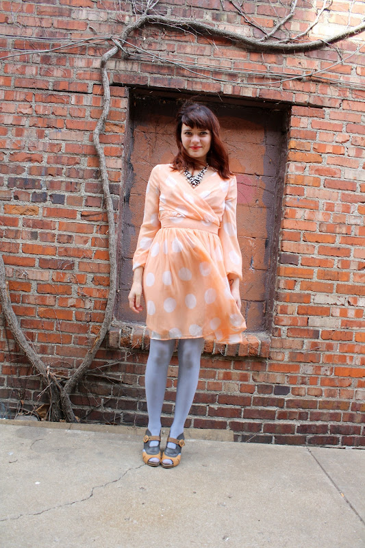 KansasCouture.com : Peachy Keen