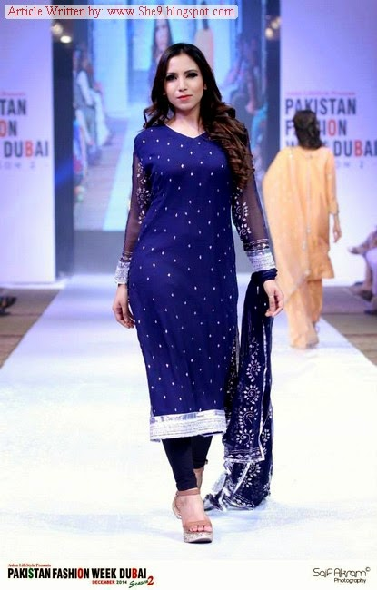 Pakistan Fashion Week Dubai 14-15 Season-2 Presents Lakksh