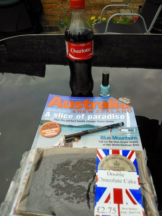 Australia & New Zealand magazine, Rimmel, Great British Cake Company