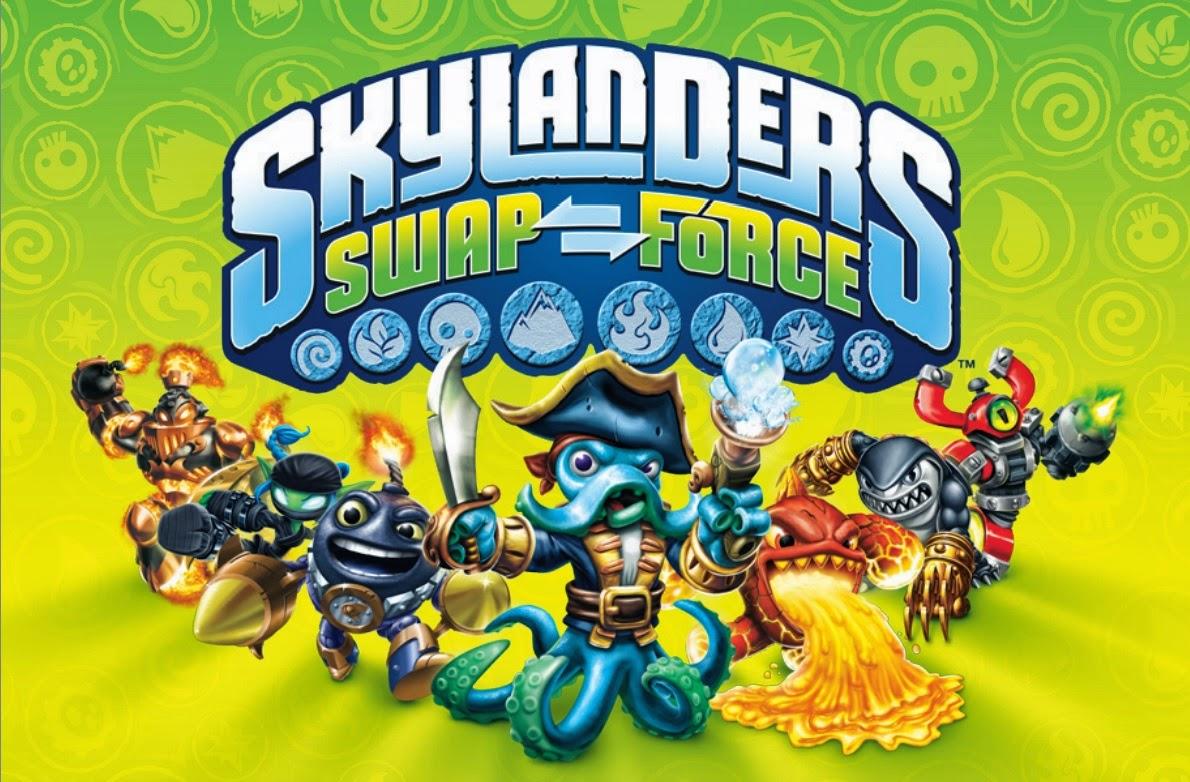 Image Result For Skylanders Swap Force