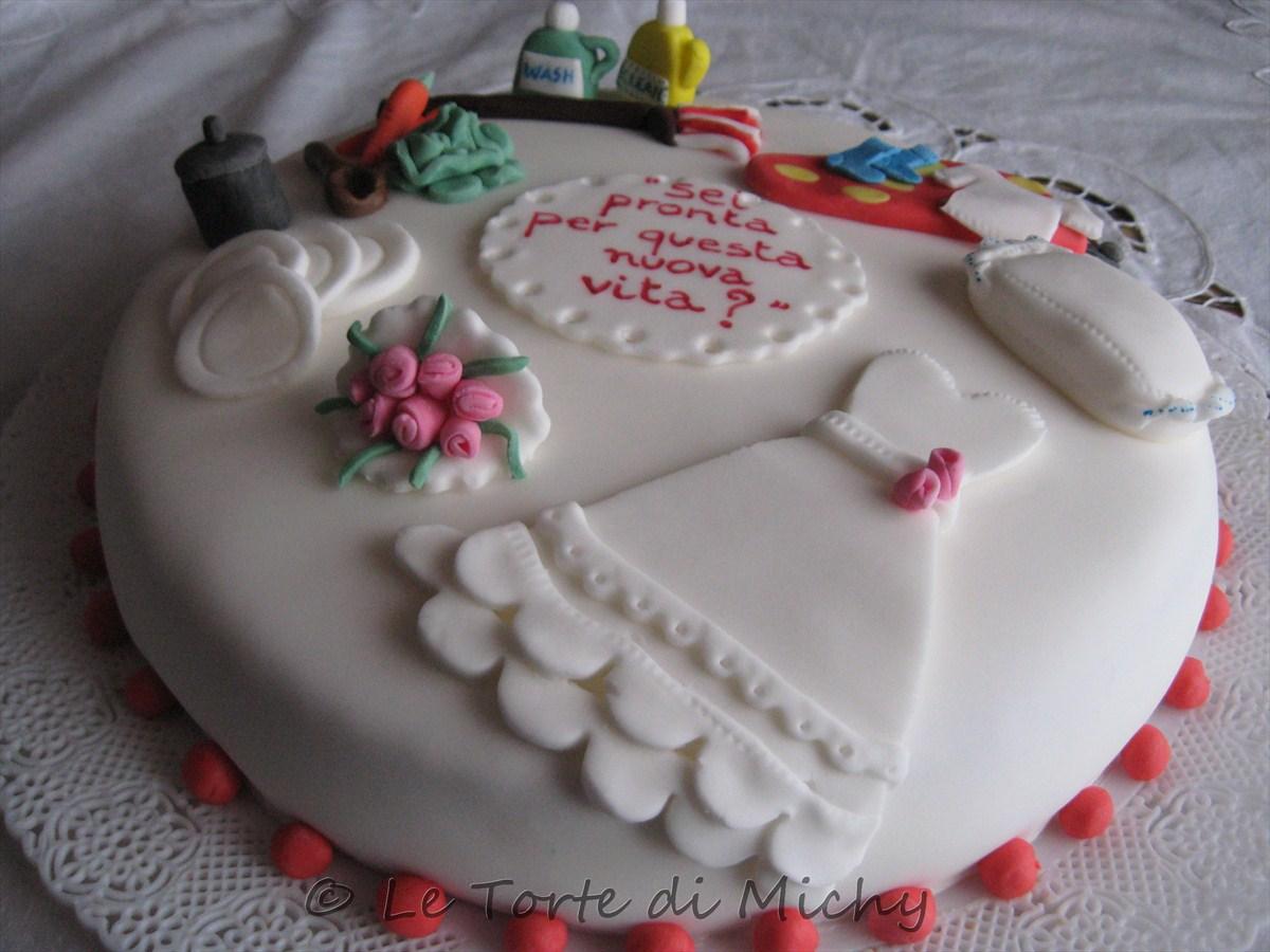 Torta Addio Al Nubilato Le Torte Di Michy