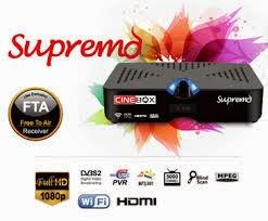 ATUALIZAÇÃO CINEBOX SUPREMO HD IPTV - 23/10/2014