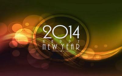 SMS Kata Ucapan Selamat Tahun Baru Happy New Year 2014
