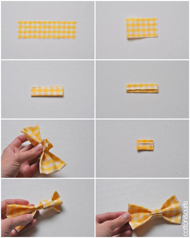 Как быстро сделать галстук своими руками