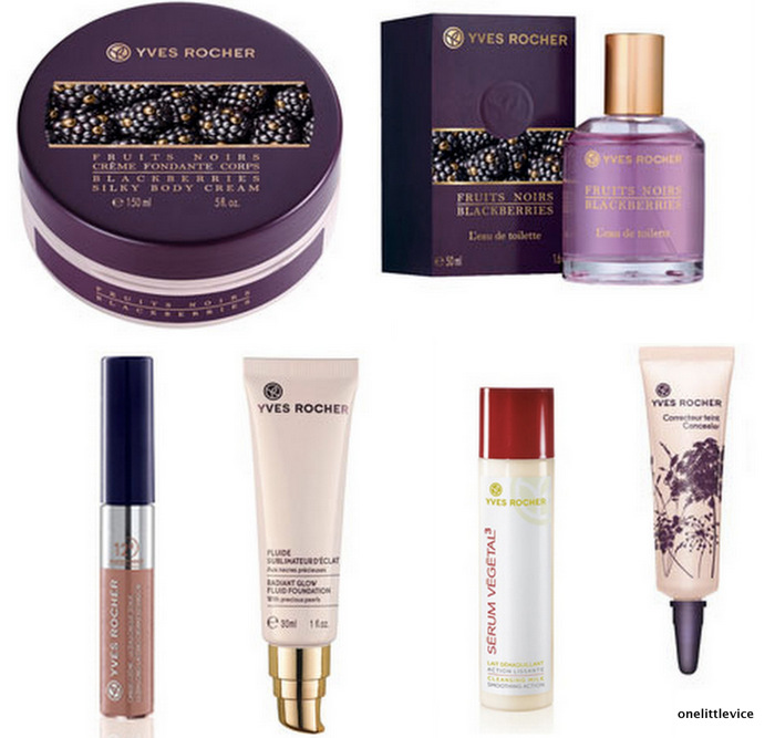 One Little Vice Beauty Blog: Yves Rocher Boxing Day Sale Wishlist