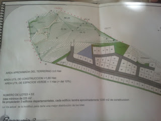 land for sale in Crucita manabi plan layout