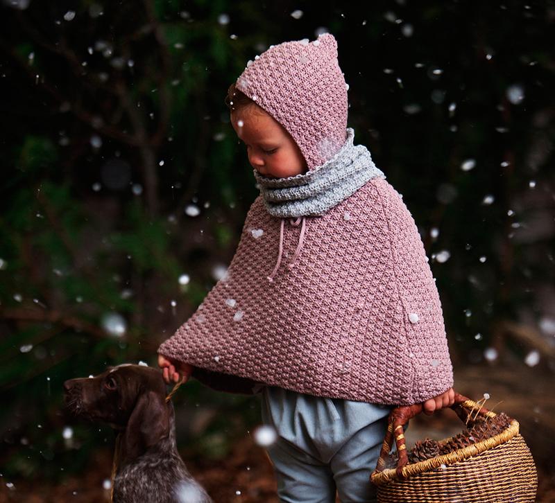 El invierno Boho Chic de Nicoli