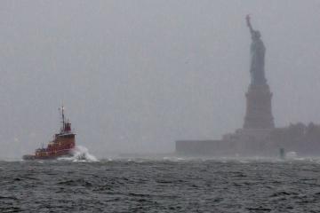 Taufan Sandy Ribut Paling Dahsyat di Dunia