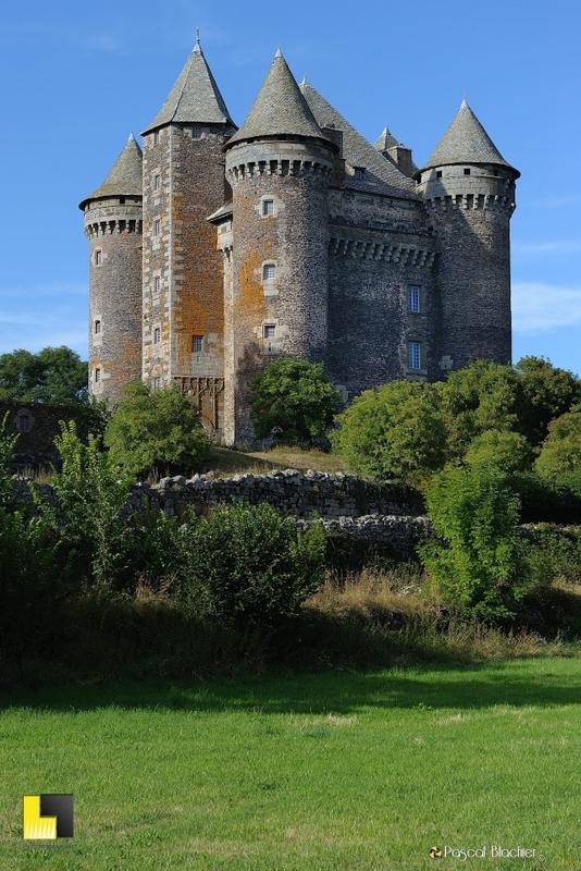 le château du bousquet photo pascal blachier
