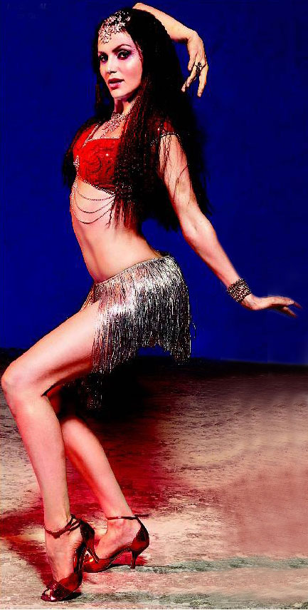Yana Gupta Hot Pics as item girl for Laila Main Laila