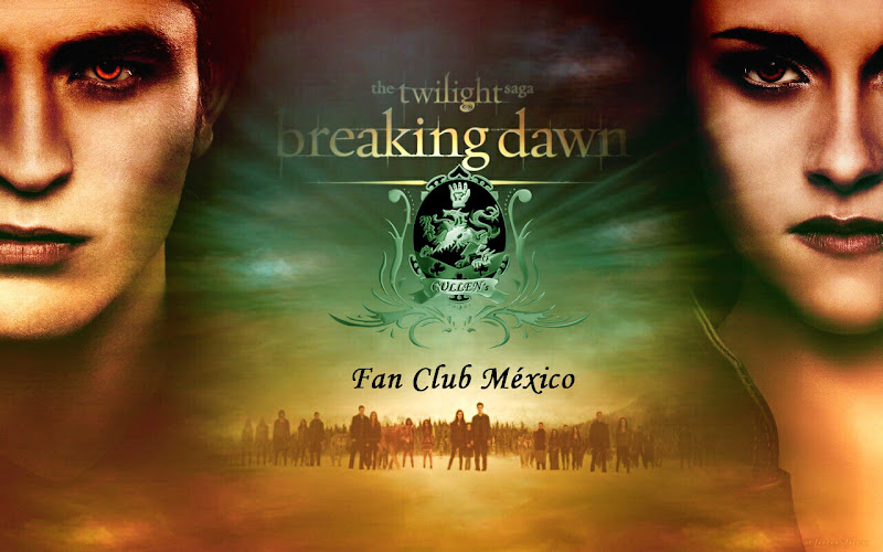 CULLEN'S FAN CLUB MEXICO
