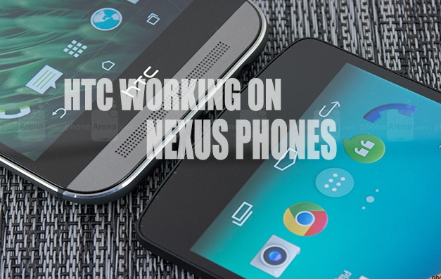 HTC may be working on two Nexus phones for 2016