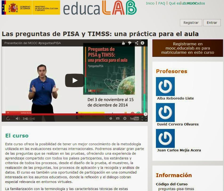 https://mooc.educalab.es/course/preguntas-pisa-timss/