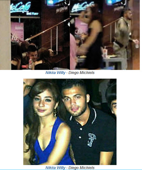 Yuk Lihat Foto Nikita Willy - Diego Michiels