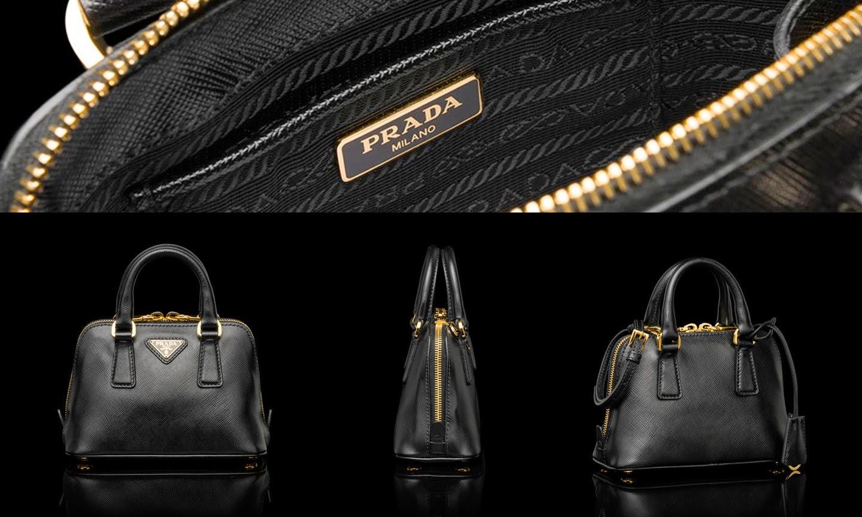Prada Saffiano Mini Handbag Giveaway