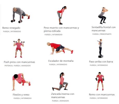 Como bajar de peso hombres ejercicios en casa