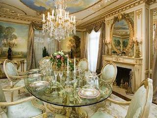 Comedores cl sicos ideas para decorar dise ar y mejorar for Case di lusso interni